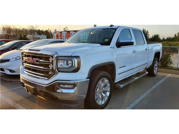 2017 GMC Sierra 1500 SLT 4x4 Crew Cab 6.6 ft. box