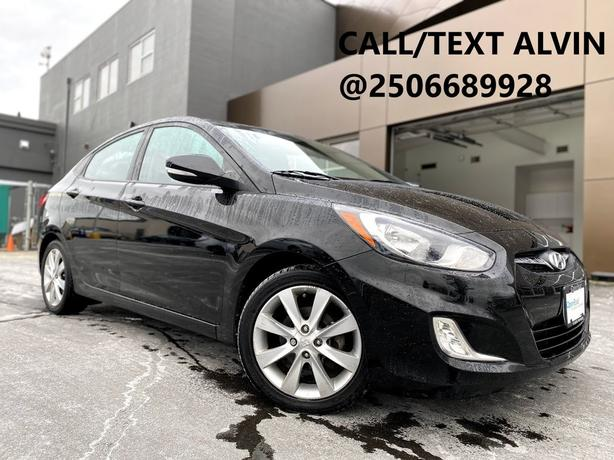 2014 HYUNDAI ACCENT SEDAN  NO ACCIDENTS  ONE OWNER