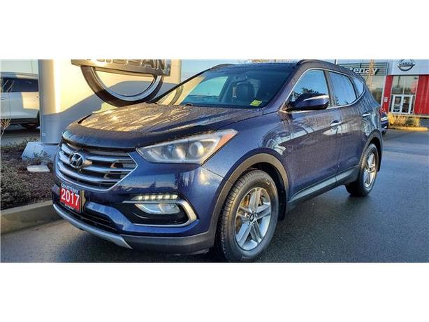 2017 Hyundai Santa Fe Sport 2.4 Luxury (A6) 4dr All-wheel Drive
