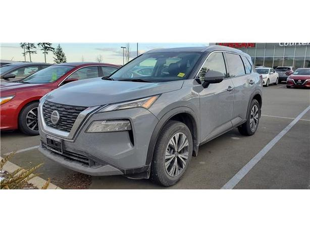 2021 Nissan Rogue SV 4dr All-wheel Drive