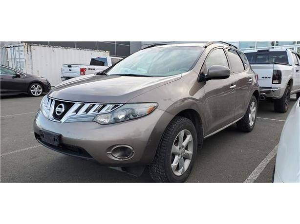 2009 Nissan Murano S (CVT) 4dr All-wheel Drive