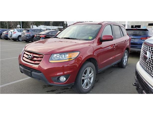 2011 Hyundai Santa Fe GL 3.5 Sport (A6) All-wheel Drive