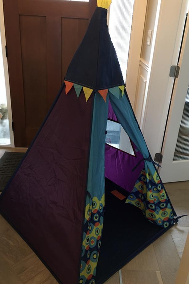 Play Tent - 'B-Careful'