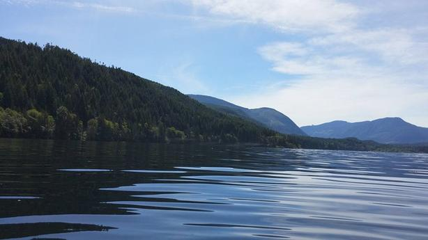 Sproat Lake Vacation Home