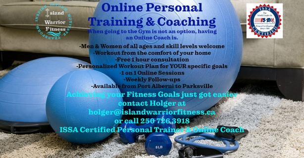 Online Personal Training & Coaching