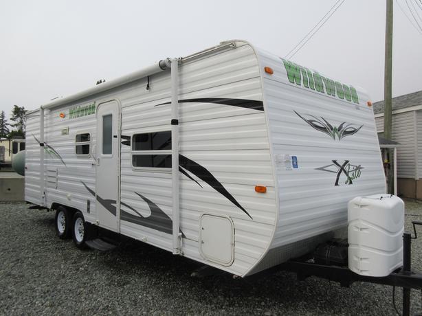 2011 Wildwood 22XLT STK# A20N3403B