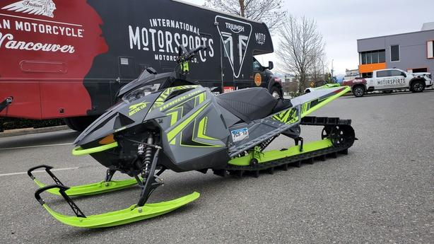 2020 Arctic Cat M 8000 Hardcore Alpha One 165x3.0