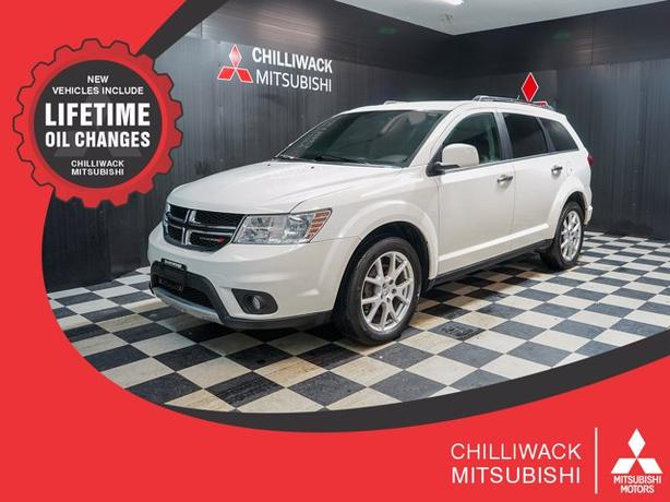 Pre-Owned 2015 Dodge Journey R/T AWD Sport Utility