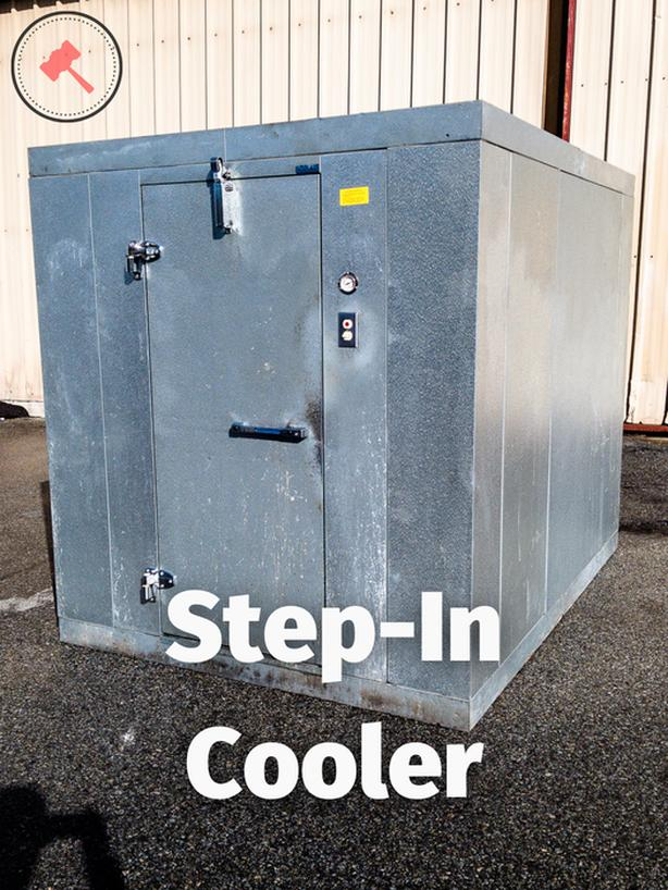 Norlake Step-In Cooler