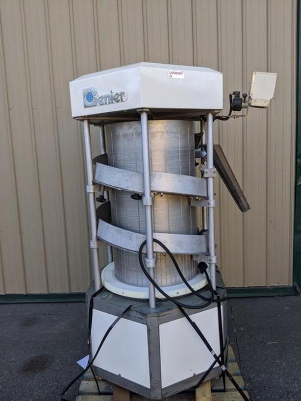Benier Cylindrical Dough Rounder