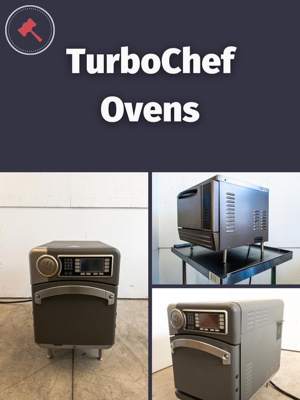 TurboChef Rapid Bake Ovens