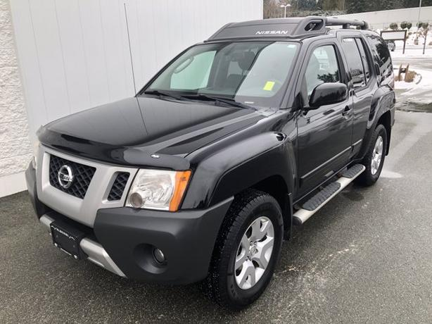 Pre-Owned 2012 Nissan Xterra SV 4WD Sport Utility