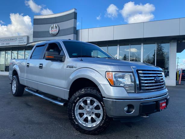 Used 2011 Ford Truck SuperCrew Cab