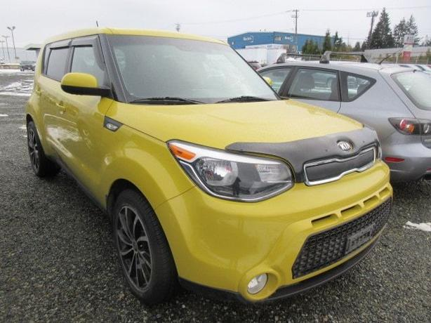 2014 Kia Soul LX One Owner, Bluetooth Connectivity Hatchback