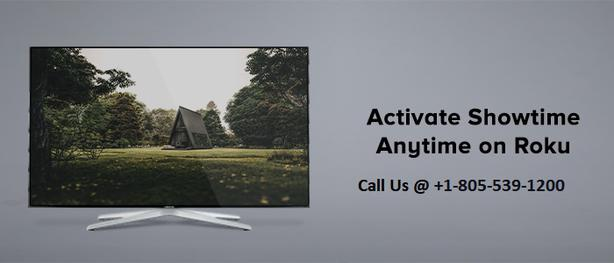 How to Activate Showtime Anytime on Roku?