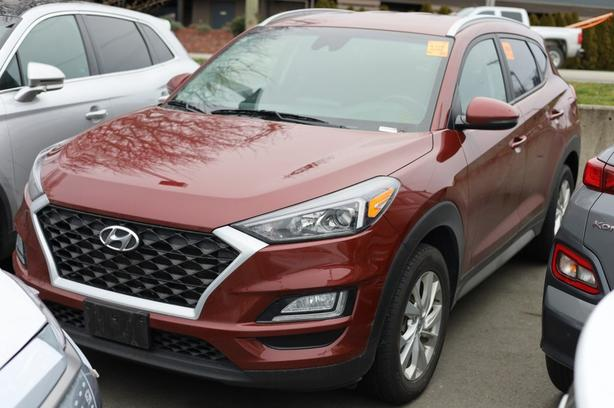 Pre-Owned 2020 Hyundai Tucson Preferred All Wheel Drive Sport Utility
