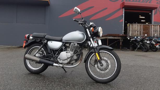 2013 Suzuki TU250X