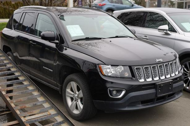 Pre-Owned 2016 Jeep Compass High Altitude Four Wheel Drive SUV