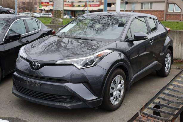 Pre-Owned 2019 Toyota C-HR Front Wheel Drive SUV