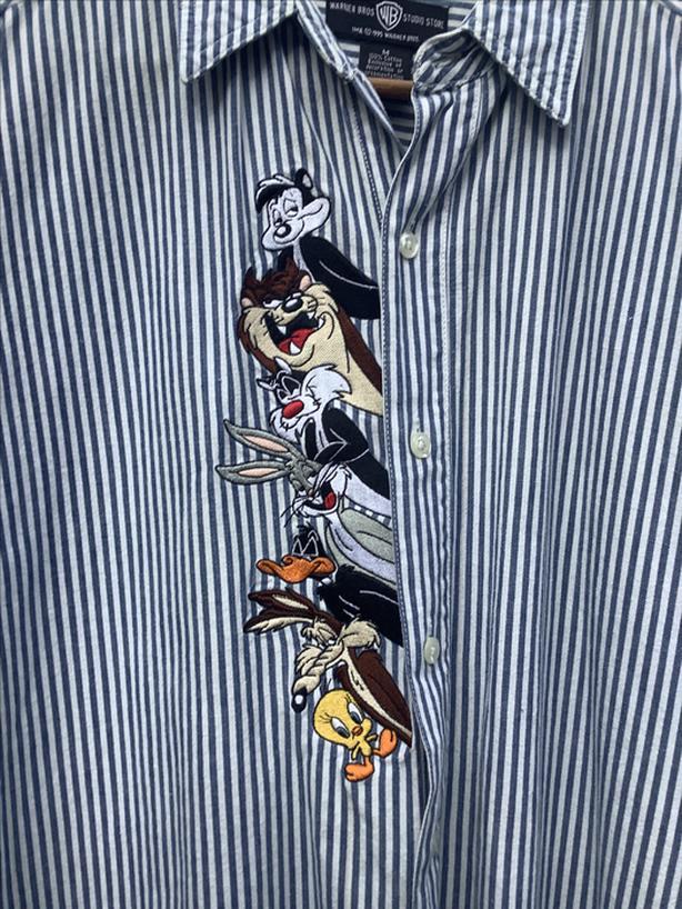 Warner Bros. Long sleeve shirt