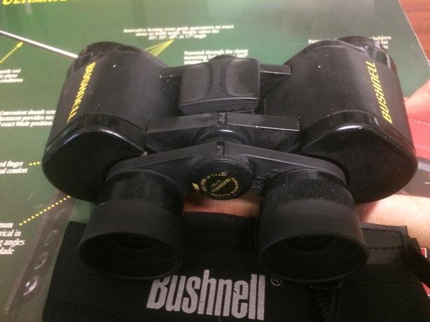 bushnell 7x35 power view binoculars