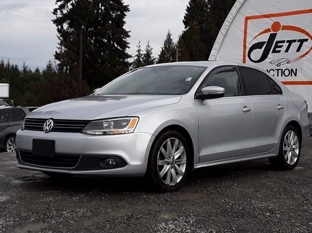 "2012 VW JETTA SEL  """"Online Auction"""""