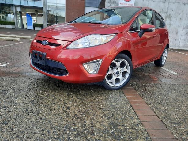 2011 Ford Fiesta 5dr HB SES LOW KMS