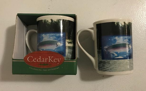 New Fishing Coffee & Beer Mugs from $5