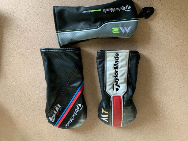 TAYLORMADE HEADCOVERS M1 M4