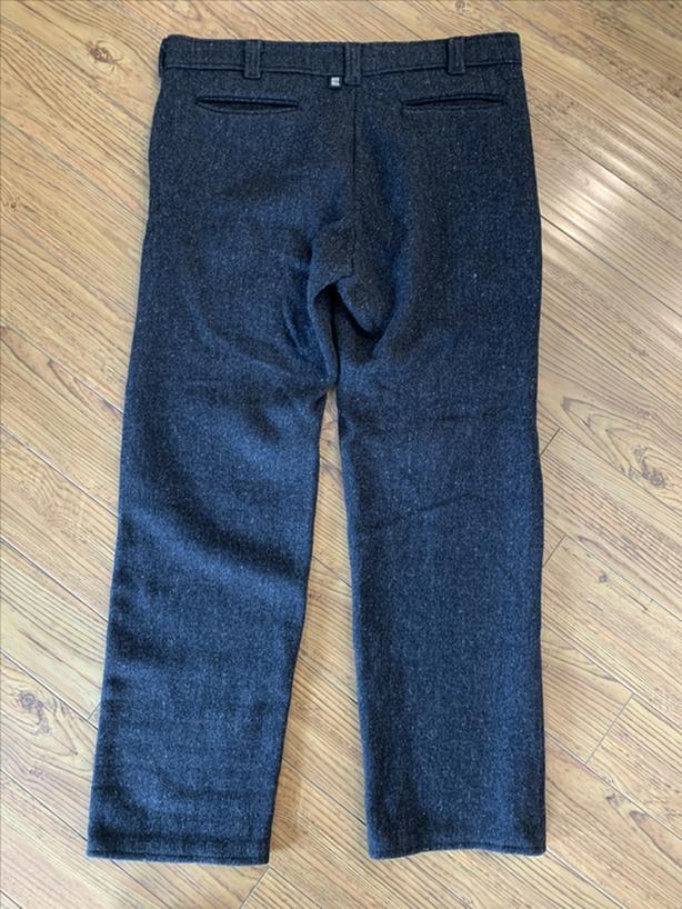Wool hunting / work pants. 34 waist.