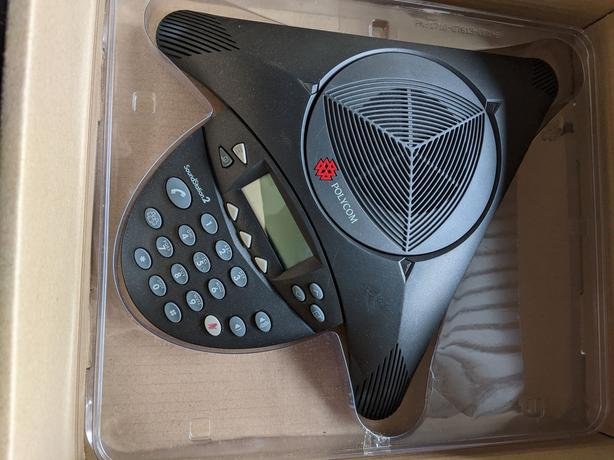 Polycom Full Duplex Conference Phone
