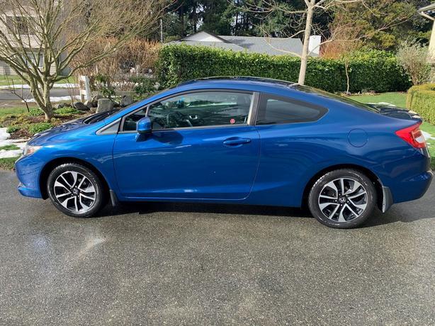 2013 Civic Ex Coupe 5Spd