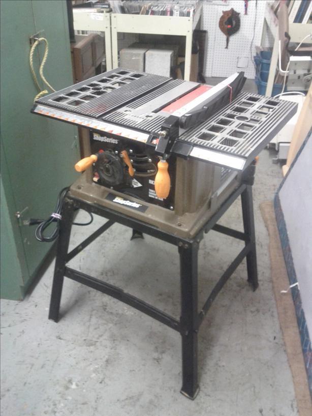 Small Portable Table Saw