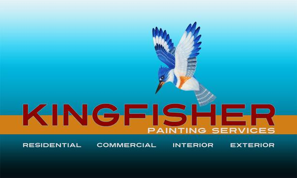 PAINTERS - Kingfisher Painting Is Hiring