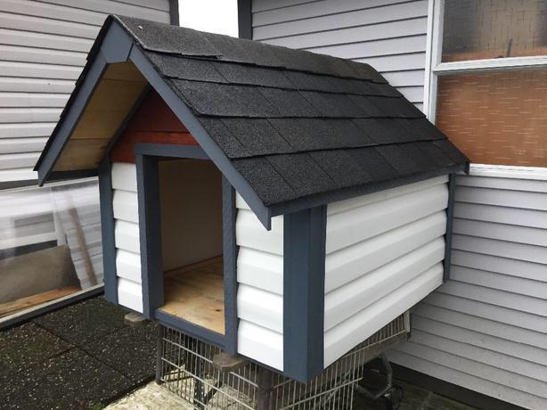 Hand made Dog houses