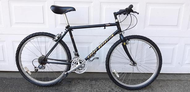 Rocky Mountain Fusion adult bicycle