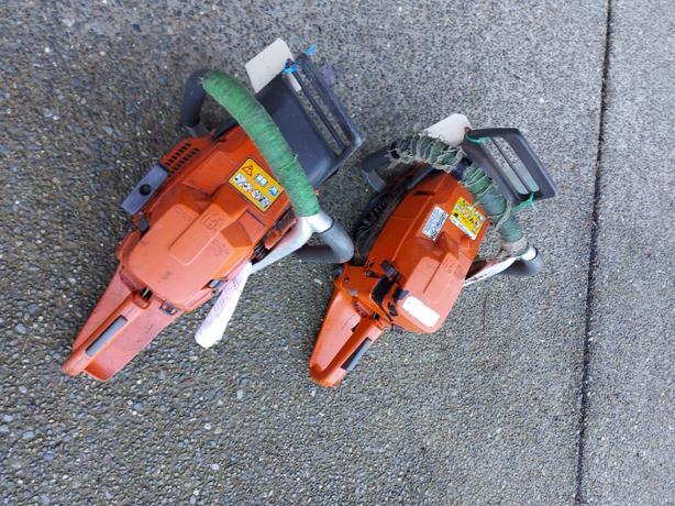 2 part saw husky 372 and 375