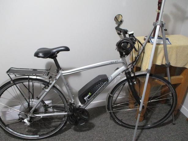 ALP Bionx Electric Bike