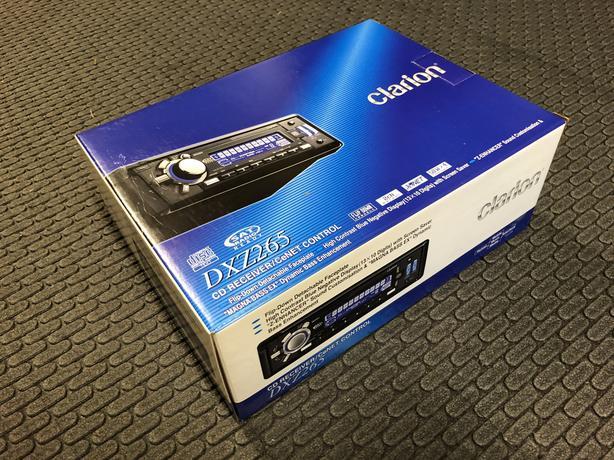 Clarion In-Dash AM/FM CD Receiver