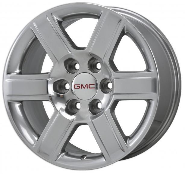 WANTED: Gmc 6 hole alloy wheels.