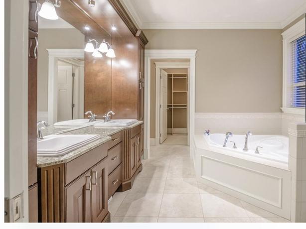 Master Bathroom Cabinetry