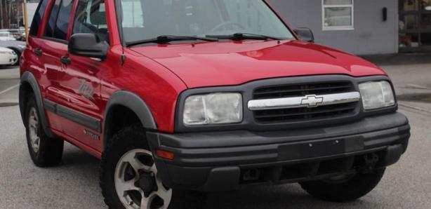 2004 Chevrolet Tracker ZR2 Black Creek Motors