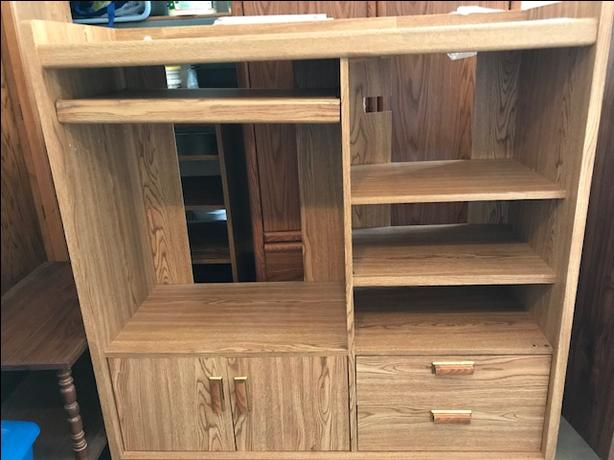 Entertainment or Drinks cabinet