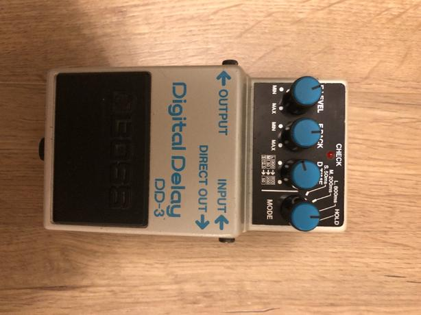 Guitar Pedals for sale- delay, noise gate