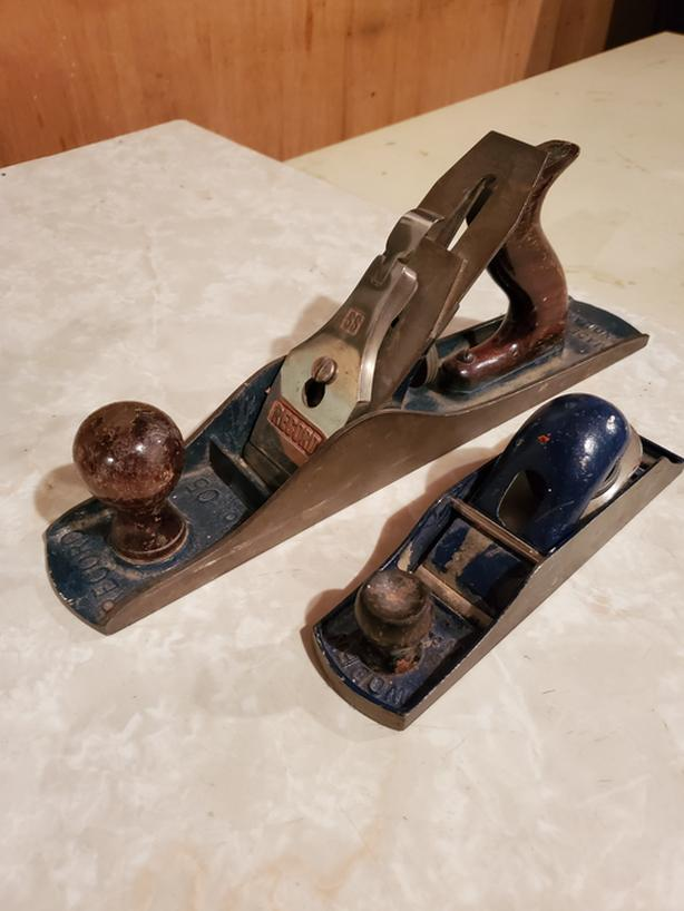 Two Hand Planes