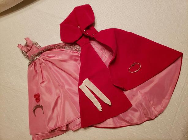 Vintage 1960's Barbie Sophisticated Lady Outfit