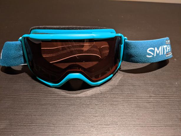 Smith Goggles - like new