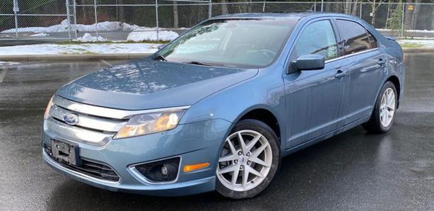 2011 Ford Fusion SEL Black Creek Motors