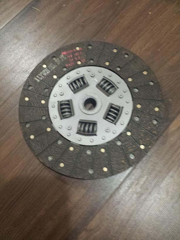 """11"""" clutch and pressure plate"""