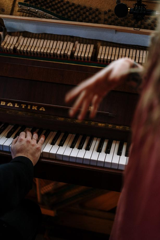 Piano/Theory Lessons